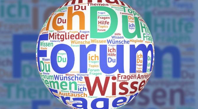 ZukunftsForum II – Machen Sie mit!