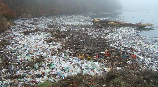 Plastik und kein Ende