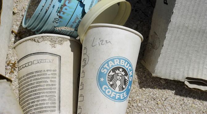 Coffee-to-go-again schont die Umwelt