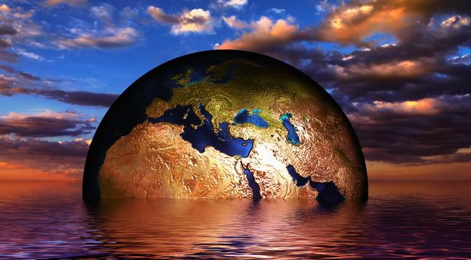 Klimawandel beschleunigt sich dramatisch