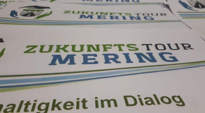 ZukunftsTour Besuch des Langwiedhof Scherer in Mering